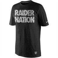 NEW ARRIVAL: Leave no doubt where your loyalties lie. Check out the Nike Oakland Raiders Local Premium t-shirt!