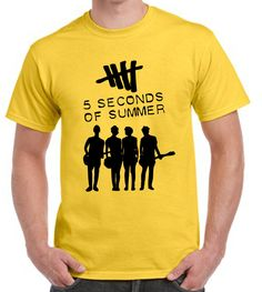 5 Seconds of Summer T-shirt
