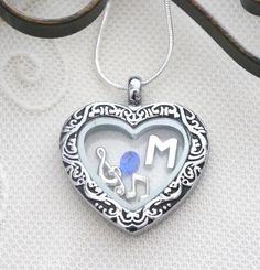 Music Heart Locket, Music Locket, Personalized Music Necklace, Treble Clef Necklace, Letter Birthstone, Heart Locket, Music Note Necklace