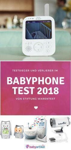Babyphone Test 2018 Stiftung Warentest Testsieger #Babyphone Erstausstattung Baby