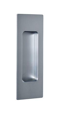 "Flush Pulls - HB650 104mm/4"" Mini Flush Pull - HandB2012"