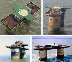 Sealand - the world's weirdest micronation - has been captured, retaken and more in its long strange history.