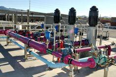 Southwest Water Reclamation Facility.  #FlatironConstruction