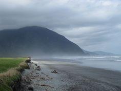 Somewhere along west coast of South Island, near Greymouth, New Zealand