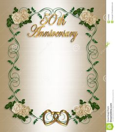 Th Anniversary Clip Art For Cards Clipart Free Clip Art Images - Best of free clip art 50th anniversary design