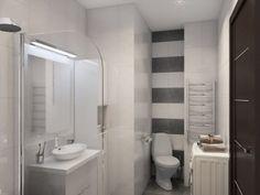 space saving bathroom ideas Space Saving Bathroom, Small Space Bathroom, Bathroom Design Small, Modern Bathroom, Bathroom Ideas, Modern Spaces, Small Spaces, Cheap Basement Remodel, Modern Interior
