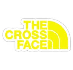 The Cross Face #McDojo #McDojoLife www.Facebook.com/McDojoLife