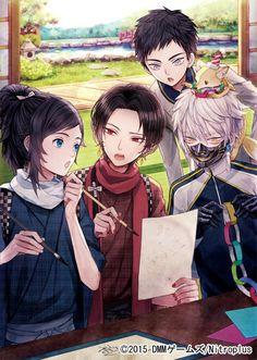 I have no idea wat this is from, by I want to know Manga Art, Manga Anime, Anime Art, Touken Ranbu Characters, Anime Characters, Basara, Cartoon Games, Cute Chibi, Manga Illustration