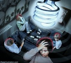 David Dees: Conspiracy Theory Meets Art, Courtesy of the Internet