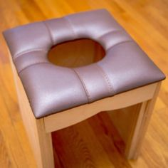 Yoni Stool 350 - Full Figure The LaJao™ Vaginal Steam Seat can be used to help reduce pain and bloating before and after your cycle or help and sooth and rejuvenate Steam Box, V Steam, Mobiles, Yoni Steam Herbs, Natural Fertility, Fat Flush, Reproductive System, Full Figured Women, Diy Chair