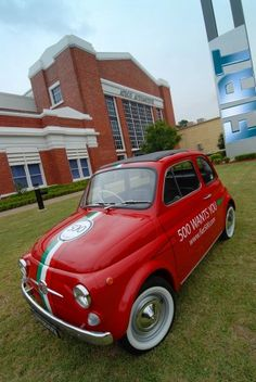 ORIGINAL FIAT 500 SET TO STAR ON FIAT'S STAND AT THE SYDNEY ...