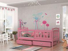 Łóżko KRZYŚ to fantastyczny mebel do dziecięcego pokoju. Łóżko jest produktem…