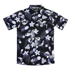 Welovefine:Deadpool Aloha Shirt