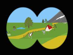 Speel het spelletje Kijken door de Verrekijker op Minipret.nl. Leuke spelletjes voor kinderen. Naast het spel Kijken door de Verrekijker hebben we nog veel meer kinderspelletjes.