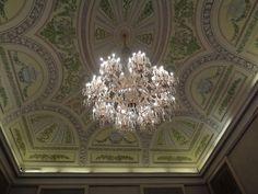 Villa Reale di Monza - La Sala degli Uccelli