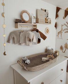 Baby Nursery Decor, Baby Decor, Nursery Grey, Boho Nursery, Nursery Room, Baby Boy Rooms, Baby Bedroom, Baby Room Neutral, Gender Neutral