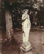 Versailles-Faun by Eugene Atget (Philadelphia Museum of Art, Philadelphia, PA, USA)