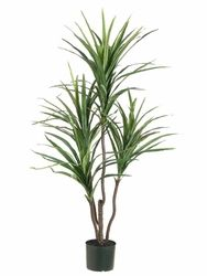 4' Dracena Artificial Plant 77% Off