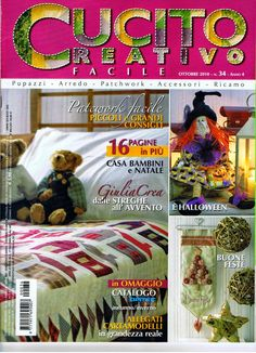 Revistas on Pinterest | Patchwork, Picasa and Patchwork Quilting