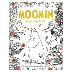 Our selection of Moomin books consists of all nine original books about the Moomins in English, Swedish and Finnish. The shop also features Tove Jansson's comic books and picture books. Browse all Moomin books below. Tove Jansson, Alphabet Coloring Pages, Coloring Books, Printable Coloring, Coloring Sheets, Book Cover Design, Book Design, Coloring For Kids, Adult Coloring