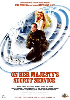 What if Sean Connery was Bond in 'On Her Majesty's Secret ...