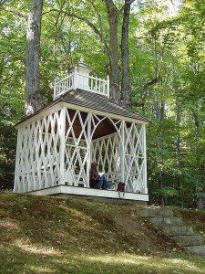 Garden Sheds Nh enclosed garden structures: pergolas, pavilions, sheds, and more