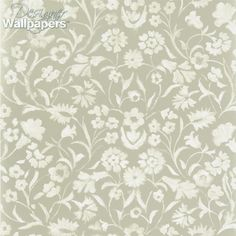 Yukata is an all-over, elegant and delicate, stencil floral trail pattern. It's a pretty, small-scale design, recreating gentle brushwork and is based on a traditional style. Its beauty is in its simplicity, and its understated, yet sophisticated look, will bring class and serenity to any home.