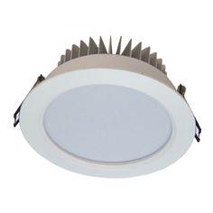Đèn Led âm trần SV-DL1209 với công nghệ Led dán siêu sáng, mặt kính mờ tán quang ánh sáng đèn và ko chói lóa. Đèn thích hợp cho các không gian cao rộng như nhà ở, cửa hàng, showroom và các trung tâm thương mại
