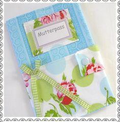 *Wer möchte gern etwas besonderes oder sucht ein schönes Geschenk?*     _*Eine Mutterpass-Hülle schützt ein wichtiges Dokument der werdenen Mama un...