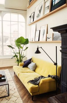 5 Couch Styles for Your Living Room from Boho to Industrial. -  Source…