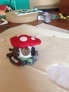 Little mushroom cottage