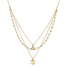 Clarity Om Necklace  - Classics Collection - Collections | Satya Jewelry