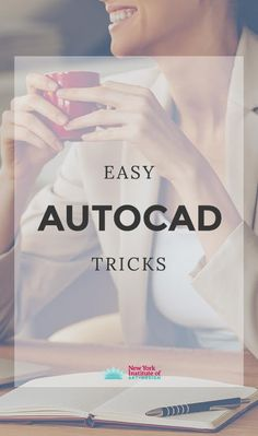 NYIAD's online AutoCAD class teaches you how to enhance your design skills. Learn about our AutoCAD course online and enroll in our AutoCAD school today! Bloc Autocad, Autocad Revit, Learn Autocad, Autocad 2016, Architecture People, Architecture Student, Architecture Details, Architecture Diagrams, Architecture Portfolio