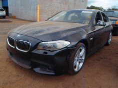 Salvage 2013 BMW 535 XI   THIS IS NOT A SANDY FLOOD , THIS IS A SALVAGE REPAIRABLE STORM DAMGED VEHICLE. VEHICLES RUNS AND DRIVES . For more information and immediate assistance, please call +1-718-991-8888