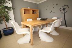 #vitra #Panton chairs