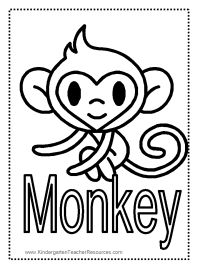a selection of free printable worksheets mazes coloring pages and other printables with monkeys