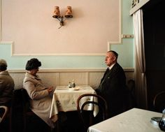 bored couples series by Martin Parr LON6955