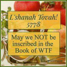 L'shanah Tovah! #roshhashana #jewishnewyear 5778 #healing #activism #bettertogether