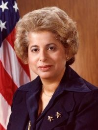 May 19, 1965 Patricia Roberts Harris became the first African American woman to serve as a United States Ambassador when she was appointed Ambassador to Luxembourg by President Lyndon B. Johnson. http://thewright.org/explore/blog/entry/today-in-black-history-5192014