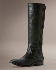Tall Black Boots For Women - Boot Hto
