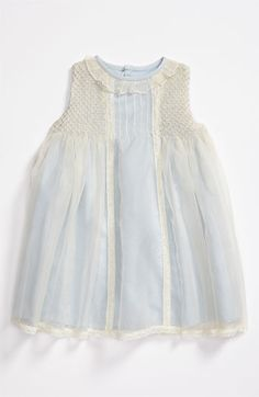 TLulu & Me from Nordstrom Spring 2012. Tho technically not smocked could be smocked-