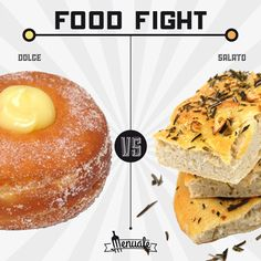 Dolce vs Salato