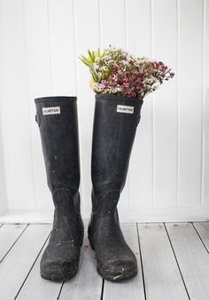 Perfect for feet and flowers!
