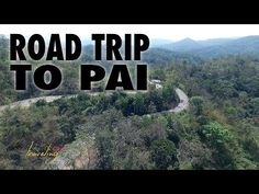 For all bends lover – Chiang Mai to Pai  #roadtrip #loveistraveling