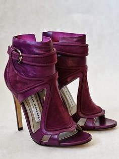 fab purple shoes - Camilla Skovgaard heels