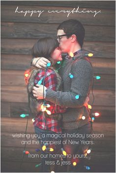 Happy Holidays from One Hitched Lane Photo by Haley Sheffield