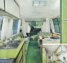 Motorhome Sweet Home: Mobile Pads From the Past - Story by ModCloth