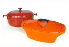 Vintage Loewy Le Creuset - be prepared to spend megabucks on Ebay ... try Ebay France.