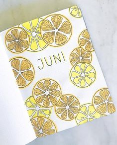 Perfect for summer - or really any time of the year these 40 juicy Citrus Bullet Journal Theme Ideas will have you running for your orange and yellow markers! December Bullet Journal, Bullet Journal Set Up, Bullet Journal Quotes, Bullet Journal Cover Page, Bullet Journal Layout, Bullet Journal Ideas Pages, Journal Inspiration, Minimalist Bullet Journal, Kalender Design
