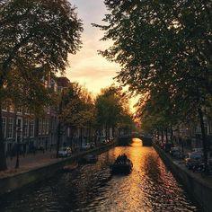 Amsterdam, Netherlands | Photo by Mehmet Sert